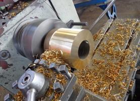 Maquinado y ajuste de piezas