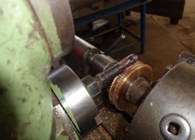 Maquinado mediante fresa de elementos mecánicos