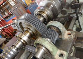 Alineación y montaje de sistemas mecánicos