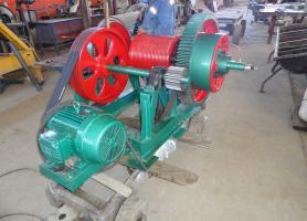 Mantenimiento de trapiche para sector maderero