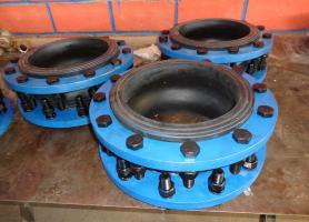 Fabricación de juntas flexibles para para termoeléctricas e hidroeléctricas