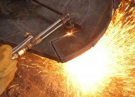 Equipo de plasma para cortes en acero inoxidable, hierro fundido aluminio y aceros al carbono