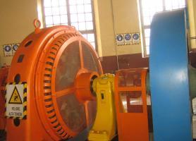Reconstrucción y mantenimiento de turbinas Pelton y Francis para plantas hidroeléctricas